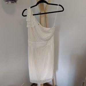 ❤️ lovely one shoulder dress